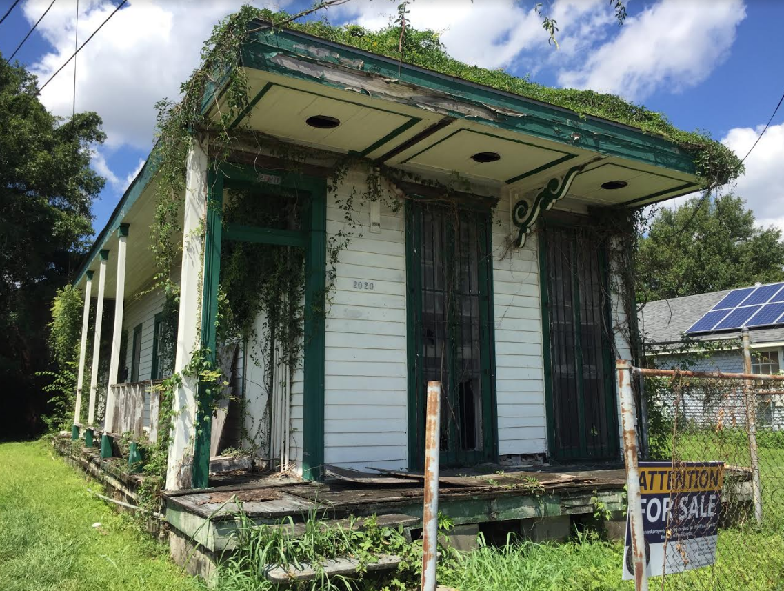 Operation Fixer Upper: Sheriff's Sales Offer Opportunities For Historic Fixer