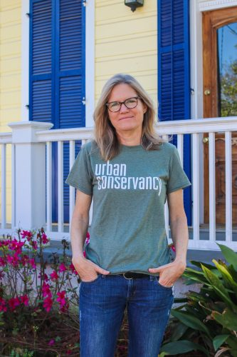 Urban Conservancy's Executive Director, Dana Eness